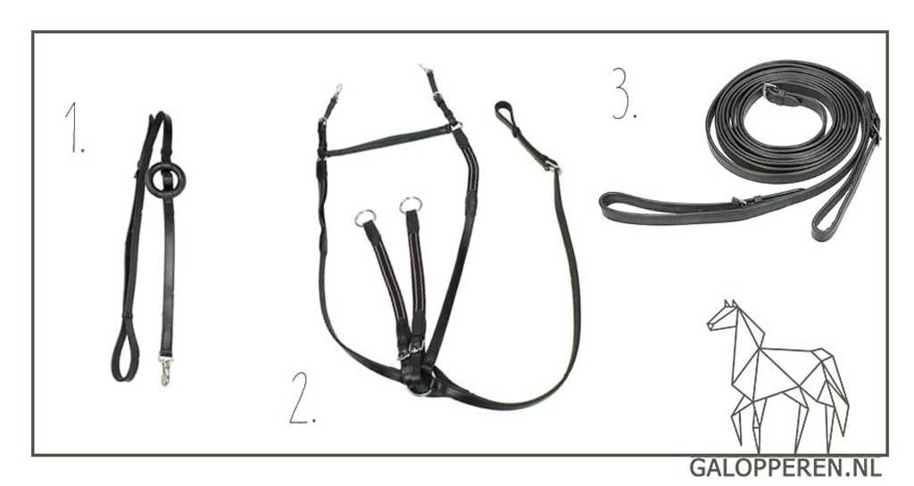 Hulpteugels-hoofdstel-paardenspullen-galopperen